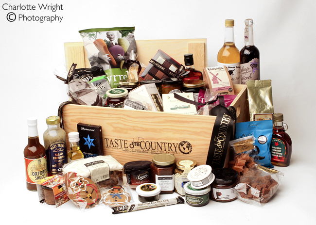 Taste of the Country, Shipston on Stour, Silverstone Auctions, Product Photography Warwickshire