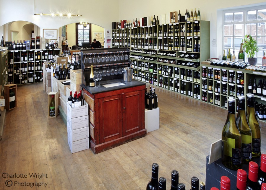 Sheldon's Wine Cellars, Shipston on Stour