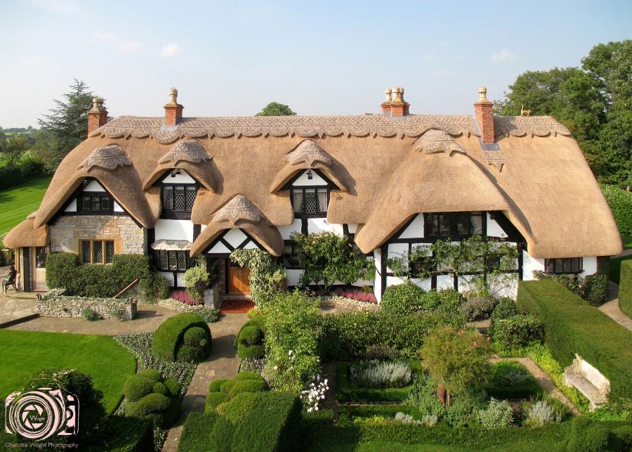 Felix Dennis' Dorsington Houses