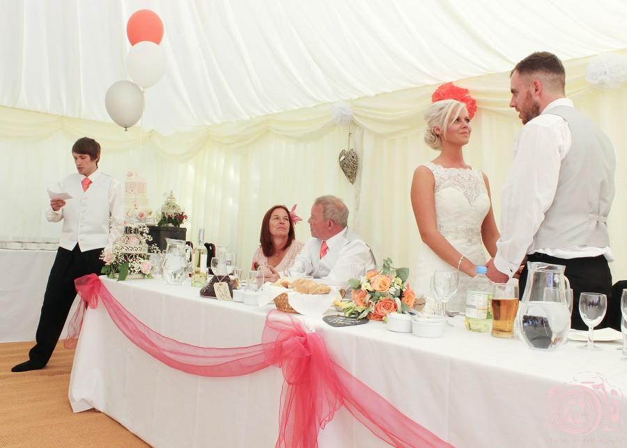 Ben & Cheryl Wedding, Warwickshire