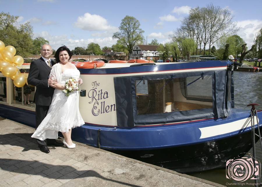 Stratford Upon Avon RSC Wedding