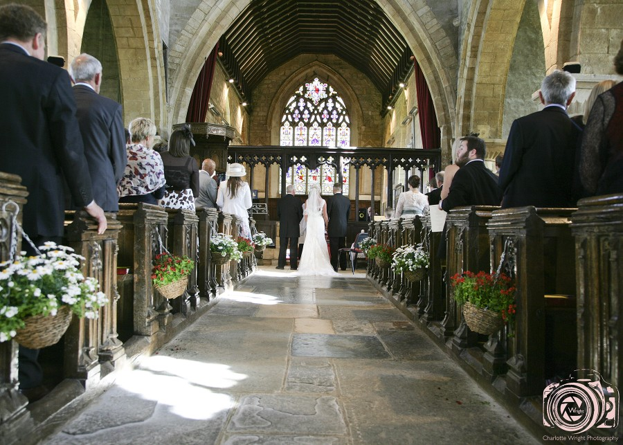 Ben & Cheryl Tredington Wedding, Warwickshire